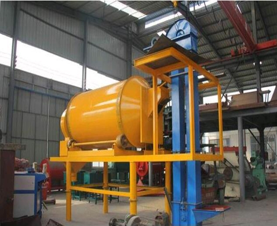 保温砂浆设备生产线